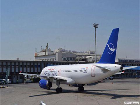 نتيجة بحث الصور عن تخصيص نحو 7.6 مليون دولار لإعادة تأهيل مطار باسل الأسد في اللاذقية ليستقبل طائرات ضخمة